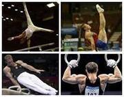 Спортивная Гимнастика для мальчиков 5 -8 лет