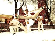 Секция по капоэйре в Минске! Grupo Axe Capoeira