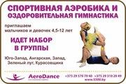 Спортивная аэробика и оздоровительная гимнастика.