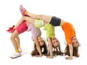 гимнастика для детей с 3-8 лет